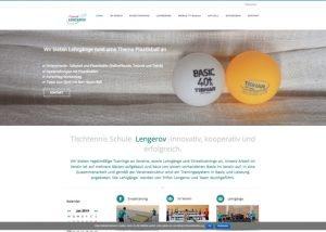 Website -TT-schule Lengerov