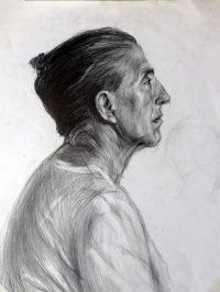 portrait zeichnen 2