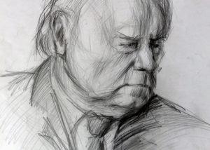 Portrait zeichnen 1