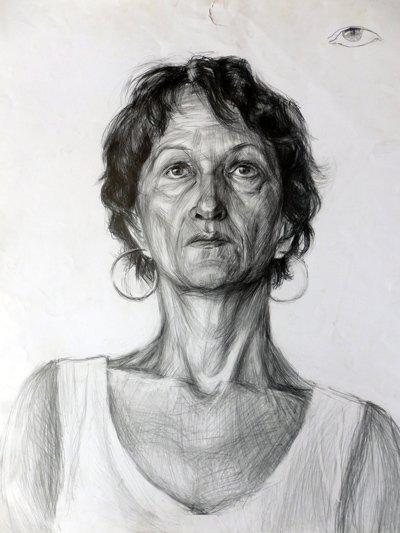 portrait zeichnen 3