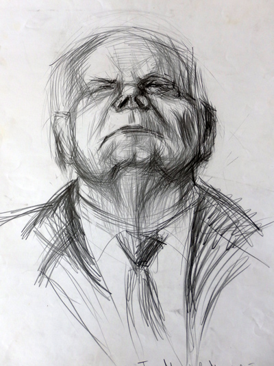 portrait zeichnen