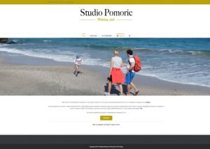 Website -Studio Pomorie